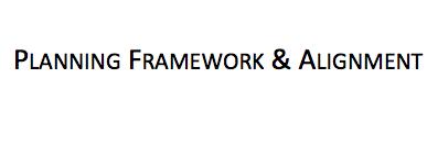 PlanningFramework