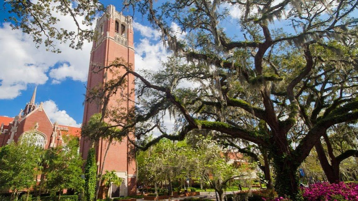 UF sets a record: $900 million in research funding this year