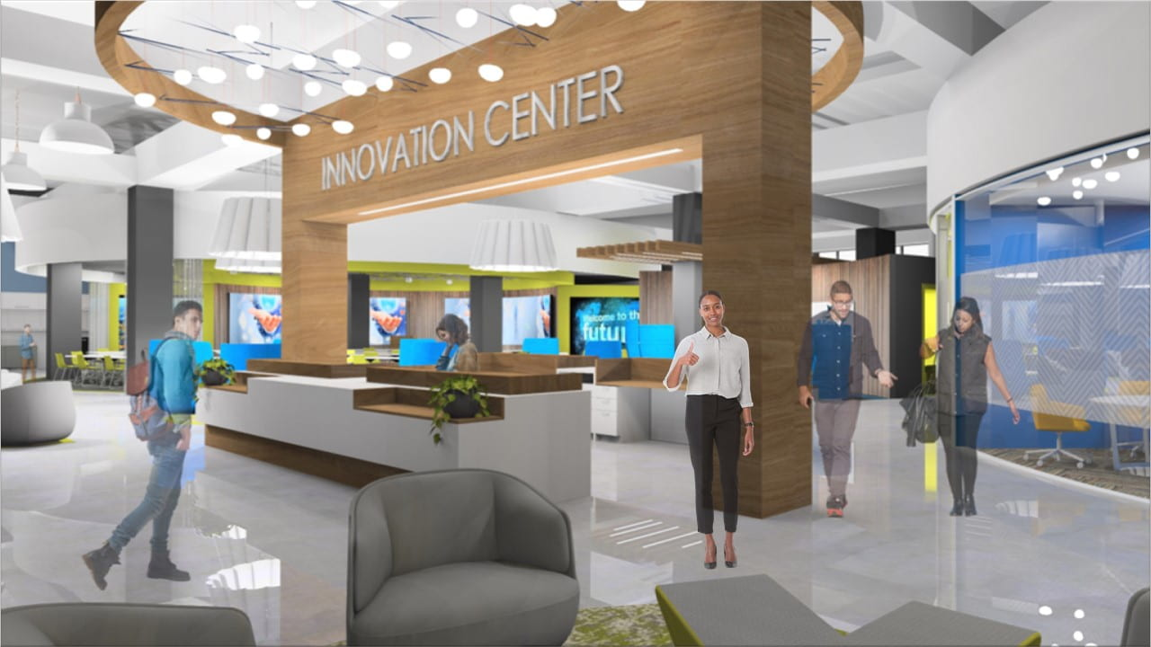 Construction Begins on NSU's Alan B. Levan |  Broward Center of Innovation