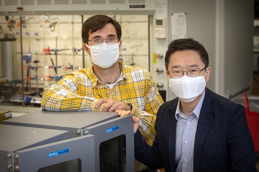 FSU battery research